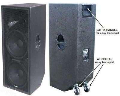 Enceinte Vibe30 MKII Jb Systems
