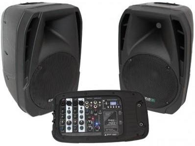 Sono Portable Amplifiee Combo210