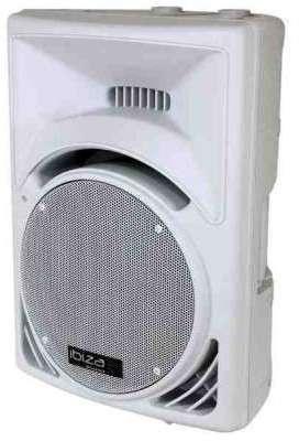 Enceinte Amplifiée Mk15A White