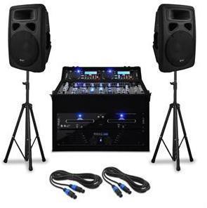 Set DJ PA Urban Trip Hop 250