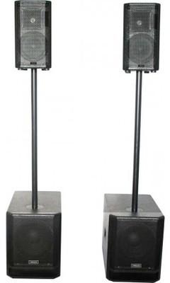 Système Amplifié 960w Ke210