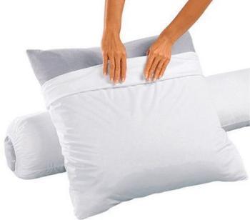Sous-taie oreiller de protection