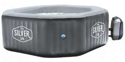 Spa gonflable Netspa Silver