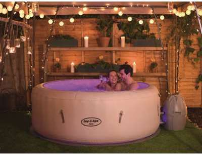 Spa gonflable whirlpool -