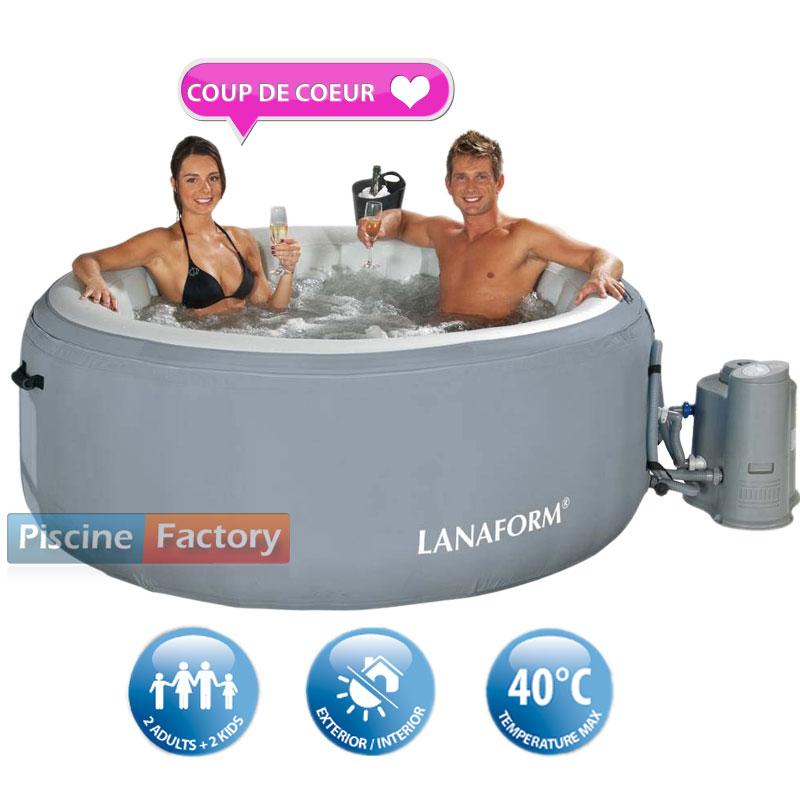 Catgorie spa et jacuzzi du guide et comparateur d 39 achat - Spa gonflable eau trouble ...
