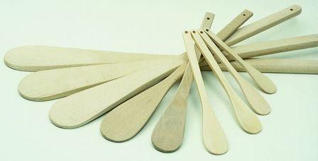 Spatule en bois 25cm - Spatule
