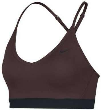 Nike BRASSIERE FITNESS FEMME PRO CLASSIC BRA ROSE 82176896853