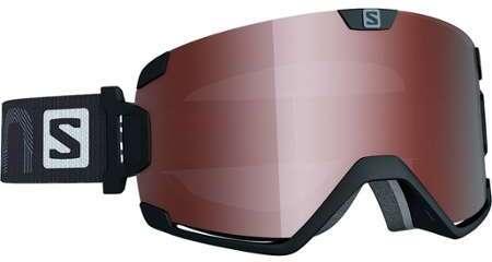 db81dc12f48 Salomon C - Xtend Masque Ski Homme - Blanc