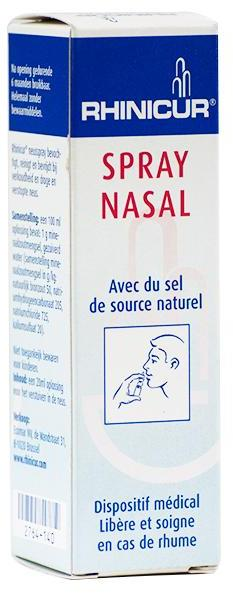 Rhinicur Spray Nasal 20ml