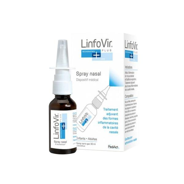 LinfoVir Plus Spray Nasal