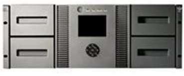 HP StorageWorks MSL4048 -