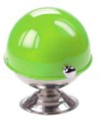 Sucrier boule bobby vert