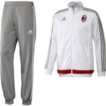 Survêtement Milan AC blanc