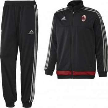 Survêtement Milan AC Noir