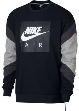 Longues Mo Femme Soldes Sport Sweat Long Manches Nike wZYfqzY