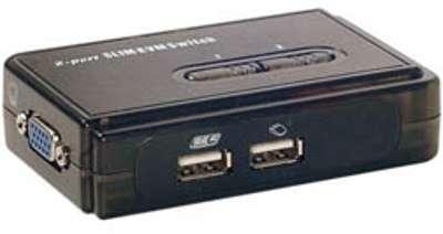 Switch KVM de poche pour PC