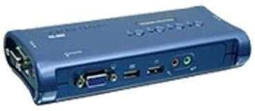 Système de contrôle de 4 PC