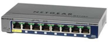 ProSAFE GS108T Smart switch
