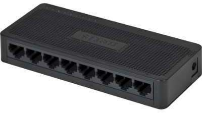 Le Switch 8 ports 10 100 NETIS