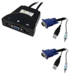 CAS-262MU Commutateur écran-clavier-souris