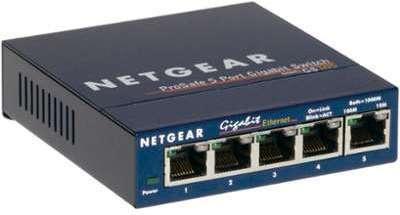 Switch Netgear ProSafe GS105