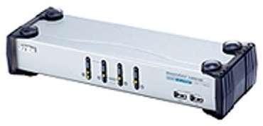 Switch KVM 2 voies contrôle