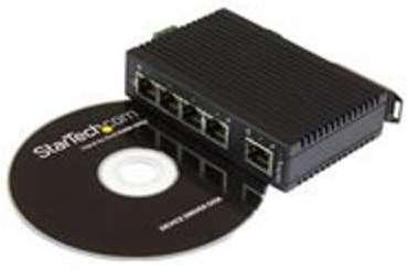 Switch Ethernet industriel