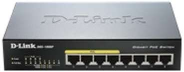 D-Link DGS 1008P - Switch