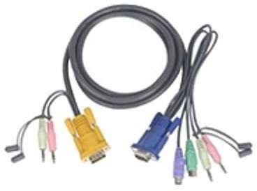 Câble KVM longueur 5 m accédez