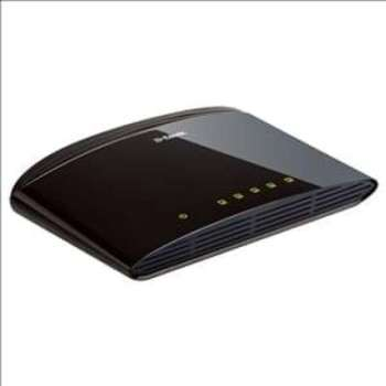 Switch D-Link 5 Ports 10 100Mbps
