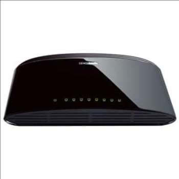Switch D-Link 8 Ports 10 100Mbps