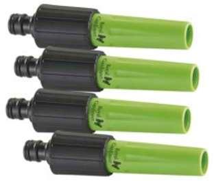 4 lances réglables pour tuyau
