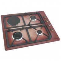 plaque mixte rosieres rtt631sfavf. Black Bedroom Furniture Sets. Home Design Ideas