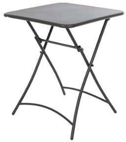 Table pliante de jardin 60x60x74cm