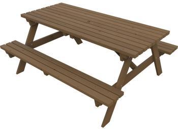 Table de pique-nique 1 80m