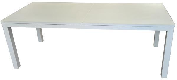 Promo - Table dextérieur aluminium