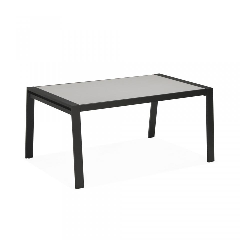 Table de jardin aluminium alinea des id es int ressantes pour la conception de for Achat table de jardin mosaique
