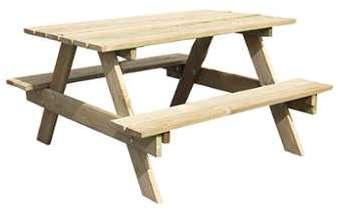 catgorie table de jardin page 1 du guide et comparateur d. Black Bedroom Furniture Sets. Home Design Ideas