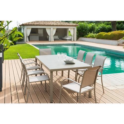Garden La Piazza: Catgorie Table De Jardin Page 3 Du Guide Et Comparateur D