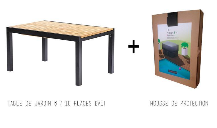 Catgorie table de jardin page 12 du guide et comparateur d - Table de jardin en teck avec rallonges ...