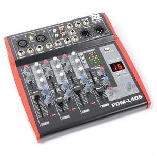 PDM-L405 Table de mixage 4