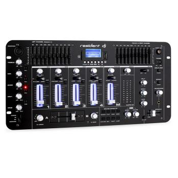 DJ Kemistry 3 B Table de mixage
