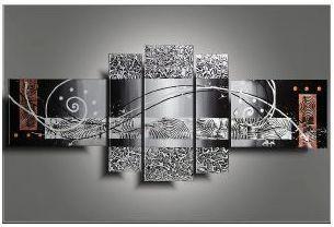 Tableaux design Métal Elyndra