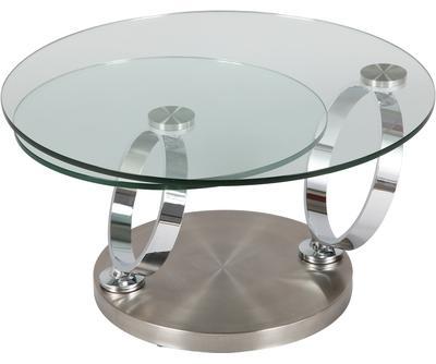 Table basse design ronde en