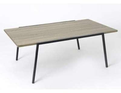 table de jardin loft kettalux 95. Black Bedroom Furniture Sets. Home Design Ideas