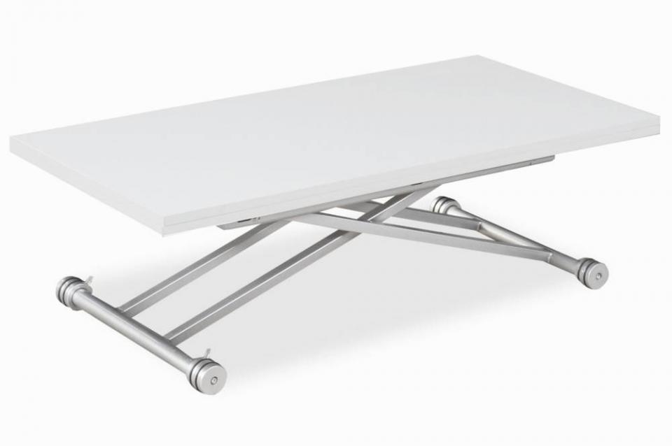 Catgorie tables basses du guide et comparateur d 39 achat - Menzzo table basse relevable extensible ...