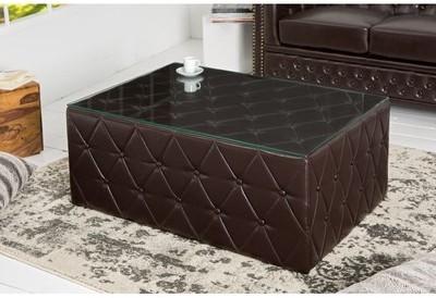 Recherche meuble verre du guide et comparateur d 39 achat - Table basse chesterfield ...