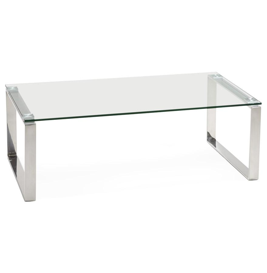 Catgorie tables basses du guide et comparateur d 39 achat - Table basse de salon en verre modulable ...