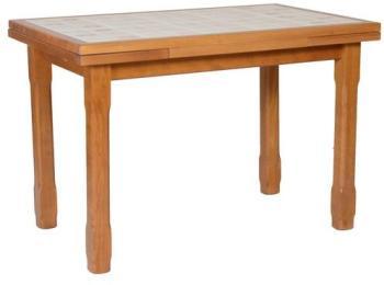 Table cuisine carrelée 110