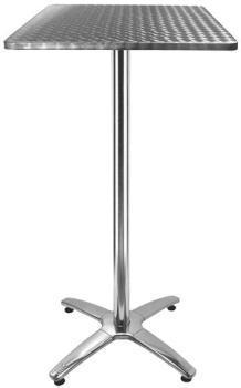 TRA-248C60 Table haute terrasse